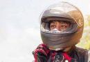 Helm Berpotensi Sebabkan Jerawat