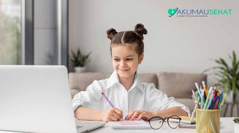 Online School : 5 Tips Berguna Untuk Anak Dan Orang Tua