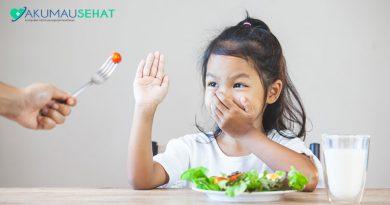 Yuk, Ketahui Penyebab Anak Susah Makan