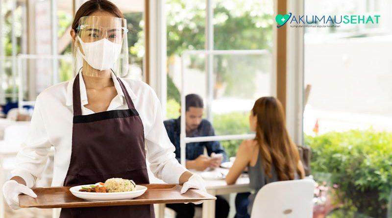 Obrolan Ringan Keamanan Makanan Di Era Covid-19